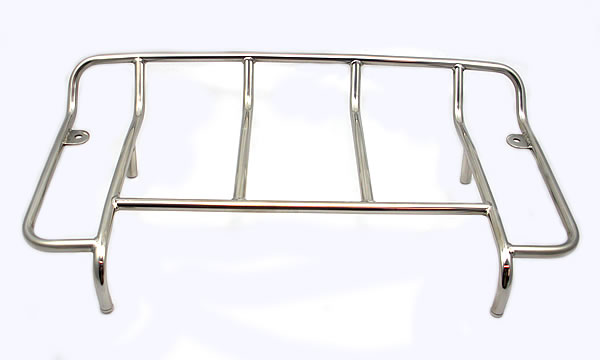 Trunk luggage rack stainless GL1100 GL1200