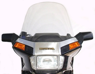 Windshield, Tall Clear GL1200