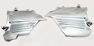 Covers, lower engine side GL1500
