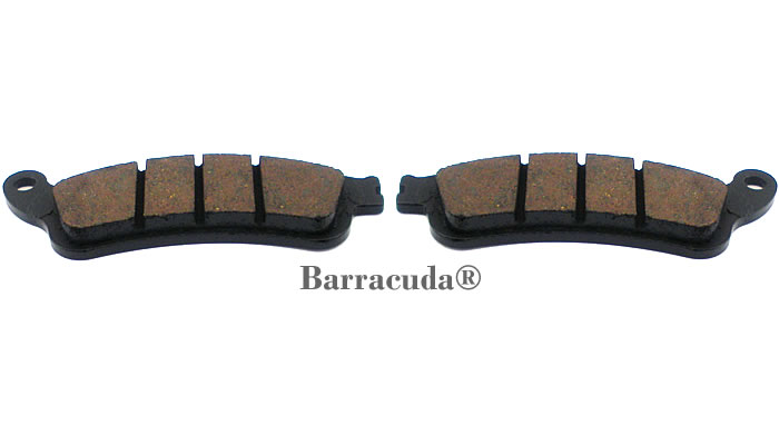 Brake pads GL1800 Rear 01-17