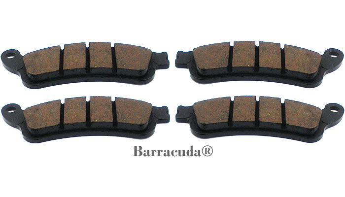Brake Pads sets GL1800 Front 01-17