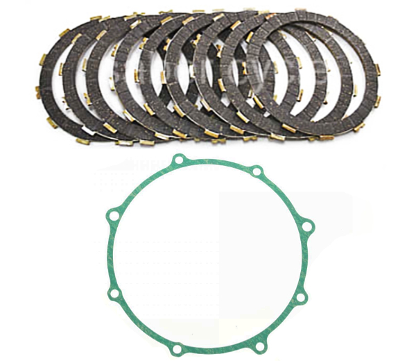 Clutch Plates & Gasket kit GL1200 84