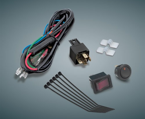 Driving light wiring kit, universal