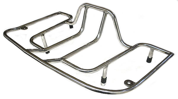 Trunk luggage rack stainless GL1800