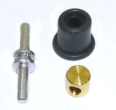 Clutch master cylinder pushrod bushing set