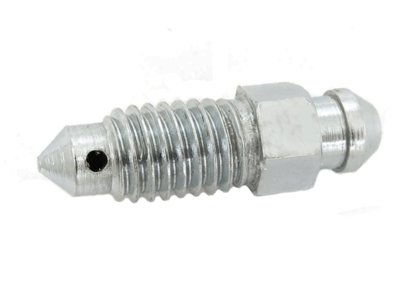 Bleeder screw valve, front brake GL1000 GL1100