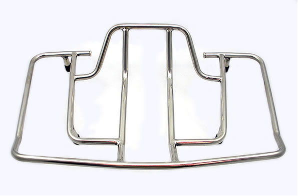 Trunk luggage rack stainless GL1500 SECONDS