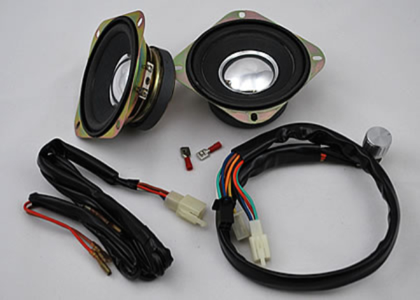 Speaker kit, rear GL1500