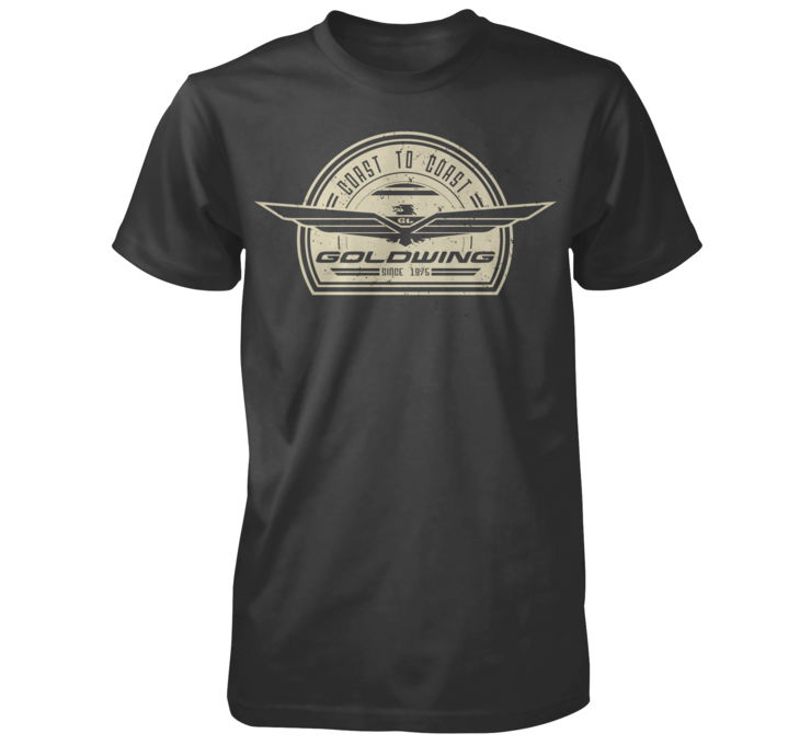 Gold Wing Retro tee