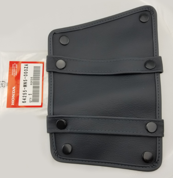 Cover, snap-on pocket GL1500 Grey OEM