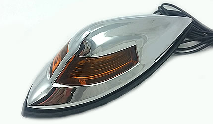Fender light, Art Deco