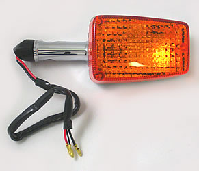 Turn signal light unit, front GL1000 GL1100 GL1200