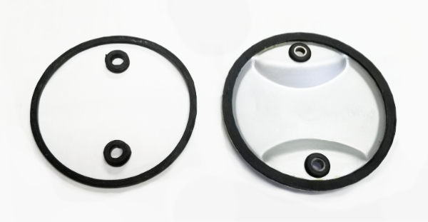 Clutch adjustment cover gasket kit GL1000
