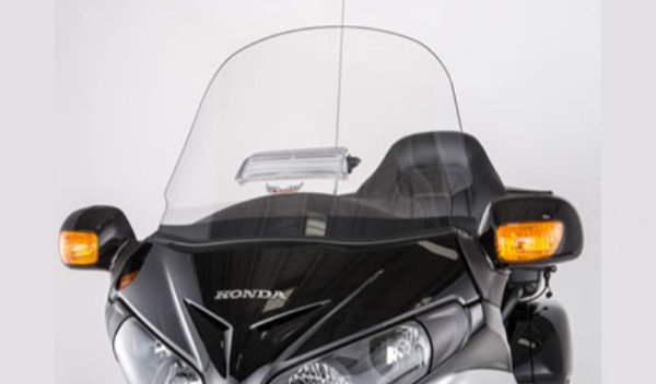 Windshield, Clear with Vent GL1800