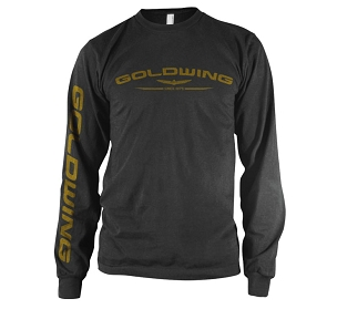 Gold Wing Touring Collection long sleeve tee