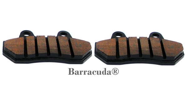 Brake pads GL1100 82-83 Rear