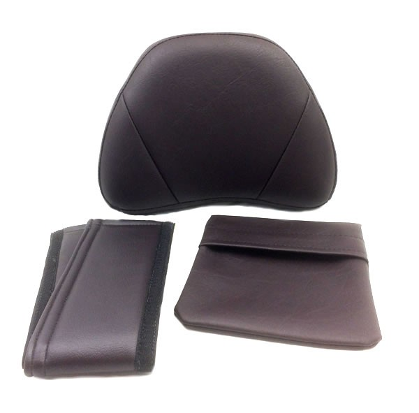 Backrest Pad Replacement Set - Wine