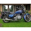 Exhaust system stainless GL1100